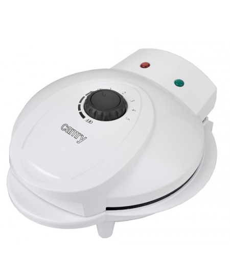 Waffle maker Camry CR 3022 White, 1000 W, Heart shape, Number of waffles 5