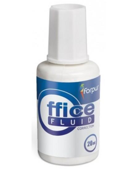 Korekcinis skystis FORPUS su kempinėle, 20 ml