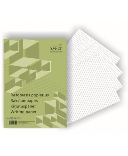 Rašomasis popierius SM-LT, A3, linijomis, 100 lapų