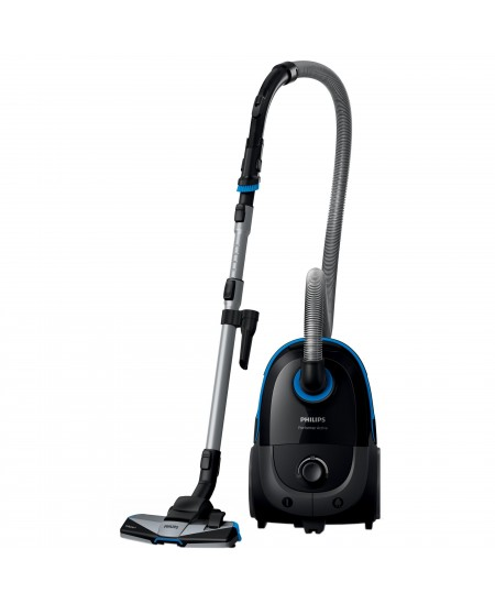Philips Vacuum cleaner FC8578/09 Warranty 24 month(s), Bagged, Black, 650 W, 4 L, A, A, C, A, 77 dB,