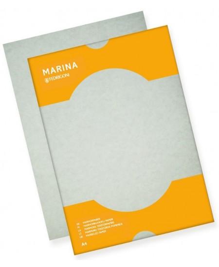 Dekoratyvinis popierius MARMOR MARINA, A4, 90 g/m2, 50 lapų, Perla