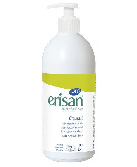 Rankų dezinfekantas KIILTO ERISAN Etasept, 500 ml