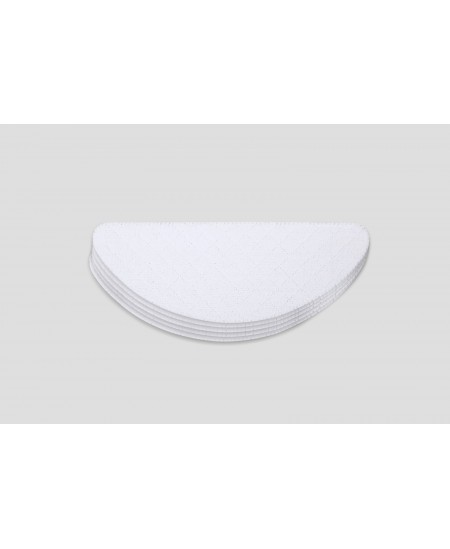 Ecovacs Disposable Mopping Pad D-DM25-2017 U2 Series, 25 pc(s), White