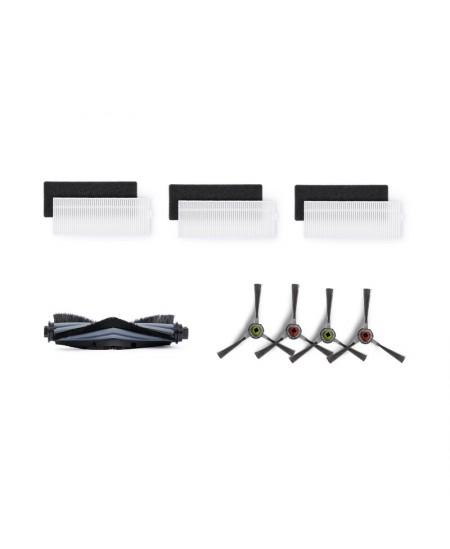 Ecovacs DEEBOT OZMO U2 Buddy Kit D-KT0017 DEEBOT OZMO U2/U2 Pro,  3x High Efficiency Filters, 1x Main Brush, 4x Side Brushes