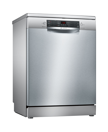 Bosch Dishwasher SMS46KI01E Free standing, Width 60 cm, Number of place settings 13, Number of programs 6, A++, AquaStop functio