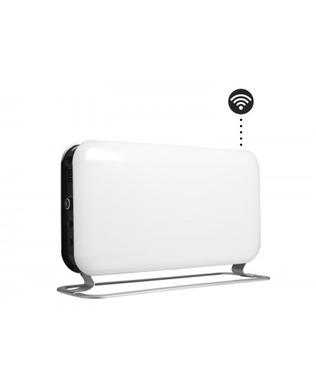Mill SG1200WIFI Convection Heater, Number of power levels 3, 1200 W, Suitable for rooms up to 18 m², Number of fins Inapplicabl