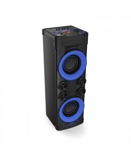 Energy Sistem Party 6 Bluetooth, Portable, Wireless connection, Black