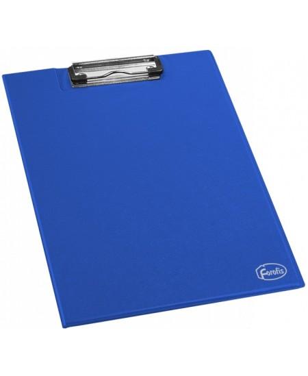 Pagrindas rašymui su atvartu FOROFIS, A4, mėlynas