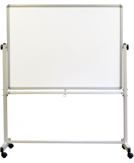 Mobili dvipusė magnetinė lenta 2x3, 120x90 cm