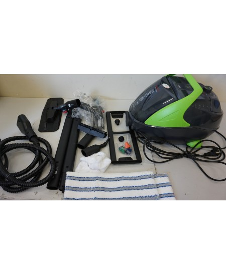 SALE OUT. Polti PTEU0280 Vaporetto Pro 95_Turbo Flexi Steam cleaner, Corded, 1100 W, Tank capacity 1.3 L, Working radius 8 m, Bl