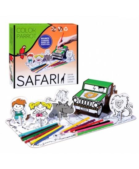 """Kūrybinis 3D rinkinys STARPAK """"Safaris"""""""