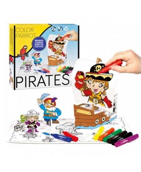 """Kūrybinis 3D rinkinys STARPAK """"Piratai"""""""