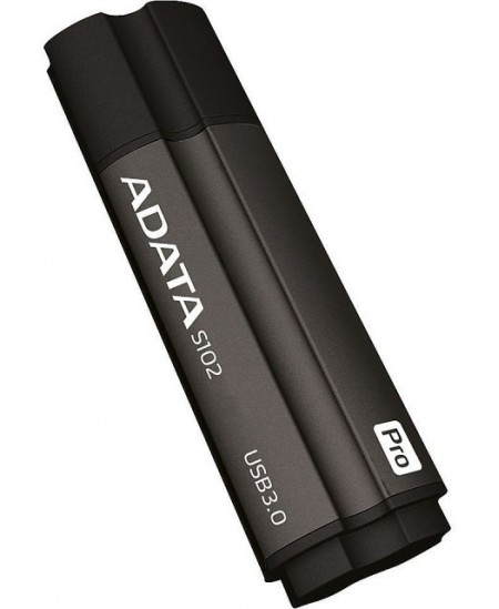 ADATA S102P 64 GB, USB 3.0, Grey