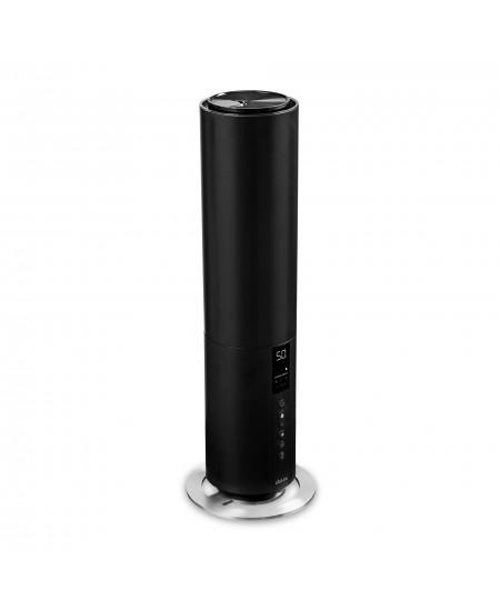 Duux Beam Smart Humidifier DXHU04 27 W, Water tank capacity 5 L, Ultrasonic, Humidification capacity 350 ml/hr, Black, 40 m³