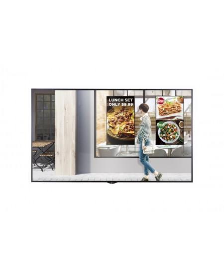 """LG 55XS4F-B 55 """", Landscape/Portrait, 24/7, webOS, 4000 cd/m², 1920 x 1080 pixels"""