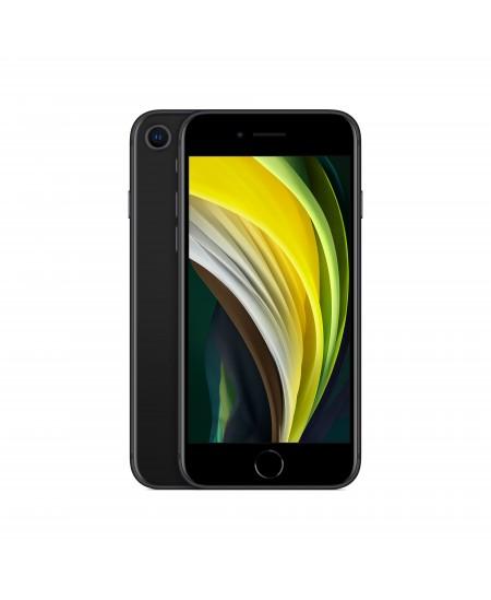 """Apple iPhone SE Black, 4.7 """", Retina IPS LCD, 750 x 1334 pixels, Apple A13 Bionic, Internal RAM 3 GB, 256 GB, Dual SIM, nan"""