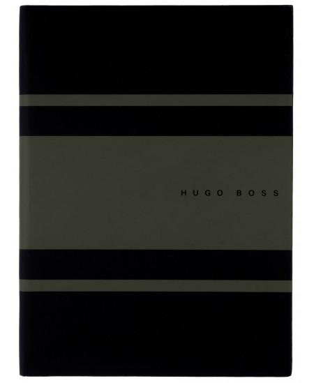 Užrašų knygelė Hugo Boss A5, tamsiai mėlyna