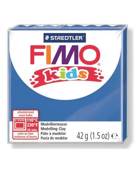 Polimerinis molis vaikams FIMO, mėlynos spalvos, 42 g