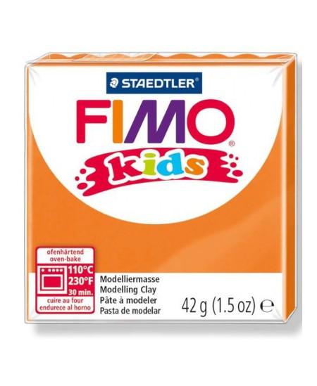 Polimerinis molis vaikams FIMO, oranžinės spalvos, 42 g