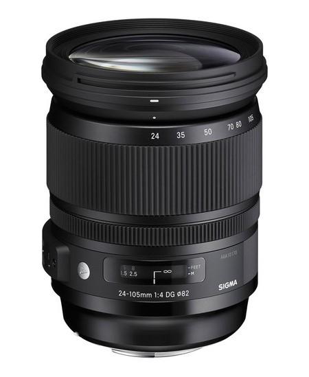 Sigma 24-105mm F4 DG OS HSM Sigma [Art]