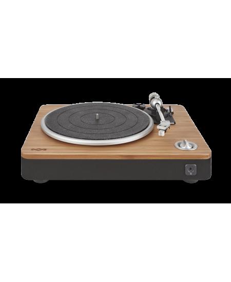 Marley Stir It Up Turntable, RCA, Signature Black