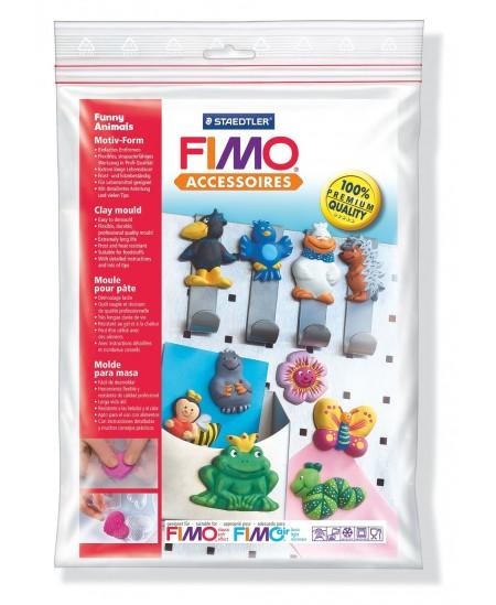 """Plastikinė forma FIMO """"Linksmieji gyvūnai"""""""