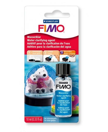 Vandens skaidrinimo priemonė sniego gaubliams FIMO, 10 ml