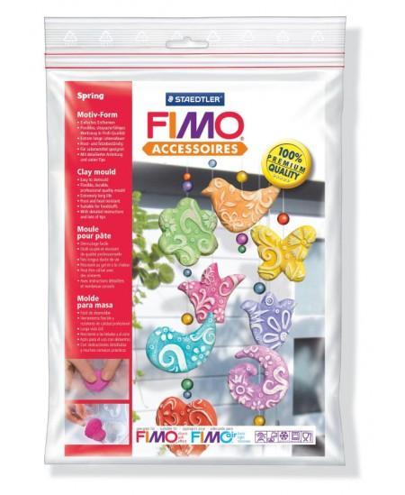 """Plastikinė forma FIMO """"Pavasaris"""""""