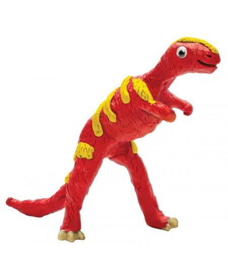 Lipdymo rinkinys CREATIVITY FOR KIDS, sukurk dinozaurą