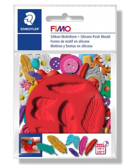 """Silikoninė forma FIMO """"Gėlės"""""""