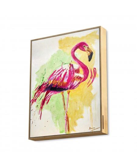 Energy Sistem Frame Speaker Flamingo 50 W, Bluetooth, Wireless connection