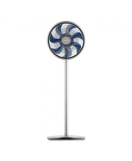 Jimmy Smart Electric Fan JF41 Stand Fan, Number of speeds 3, 20 W, Oscillation, Silver