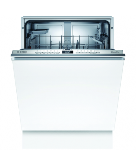 Bosch Dishwasher SBV4HAX48E Built-in, Width 60 cm, Number of place settings 13, A++, Display, AquaStop function, White