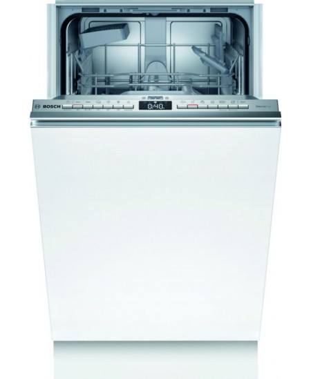 Bosch Dishwasher SPV4EKX29E Built-in, Width 45 cm, Number of place settings 9, Number of programs 6, A++, AquaStop function, Whi