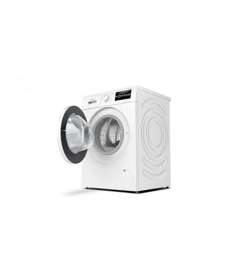 Bosch Washing mashine WAU28SL8SN Front loading, Washing capacity 8 kg, 1400 RPM, A+++, Depth 59 cm, Width 85 cm, White, LED, Dis