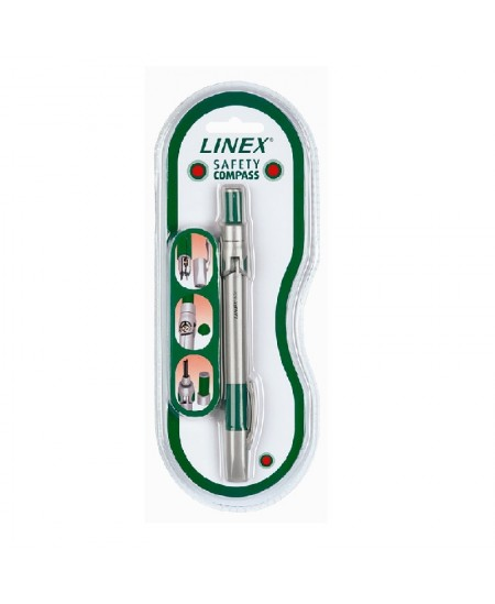 Skriestuvas LINEX 404 su dangteliu