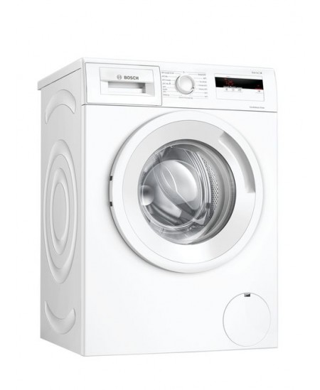 Bosch Washing mashine WAN280L3SN Front loading, Washing capacity 8 kg, 1400 RPM, A+++, Depth 59 cm, Width 59.8 cm, White, LED, D