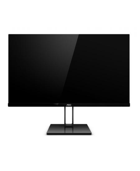 """AOC 27V2Q 27 """", IPS, FHD, 1920 x 1080 pixels, 16:9, 5 ms, 250 cd/m², Black"""