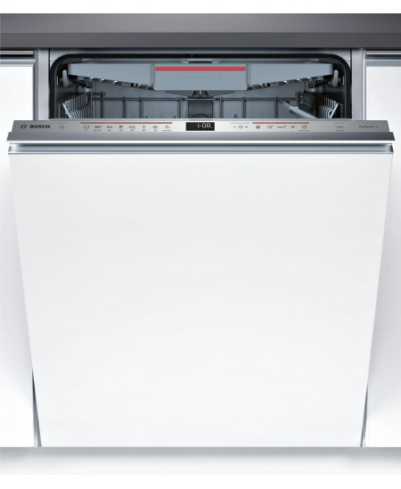 Bosch Dishwasher SMV6ECX51E Free standing, Width 60 cm, Number of place settings 13, A+++, AquaStop function, Grey
