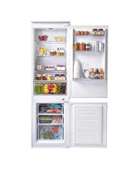 Candy Refrigerator CKBBS 100  Built-in, Combi, Height 177 cm, A+, Fridge net capacity 190 L, Freezer net capacity 60 L, 40 dB, W
