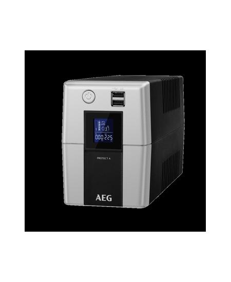 AEG UPS UPS  Protect A 500 LCD 500 VA, 300 W, 170 - 280  V