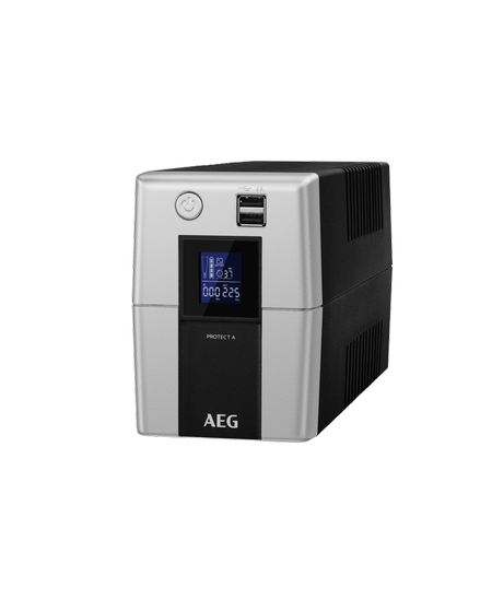 AEG UPS UPS Protect A 1200 LCD 1200 VA, 720 W, 170 - 280 V