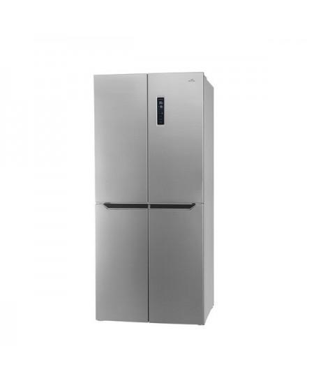 ETA Refrigerator ETA139090010 A+, Free standing, Side by Side, Height 180 cm, No Frost system, Fridge net capacity 268 L, Freeze