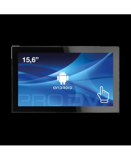 "ProDVX APPC-15XP 15.6"" Android Display/1920 x 1080/300 Ca/Cortex A17, Quad Core/Android 8/RK3288 PoE ProDVX Android Display"