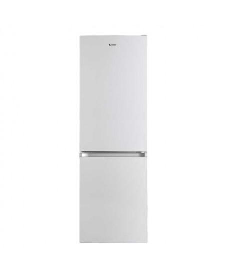 Candy Refrigerator CMCL 4142S A+, Free standing, Combi, Height 144 cm, Fridge net capacity 109 L, Freezer net capacity 48 L, 38