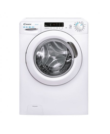 Candy Washing Machine CS34 1052DE/2-S Front loading, Washing capacity 5 kg, 1000 RPM, A+, Depth 37.8 cm, Width 60 cm, White, LED