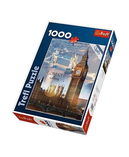 """TR 1000 det. dėlionė """"Londonas"""""""