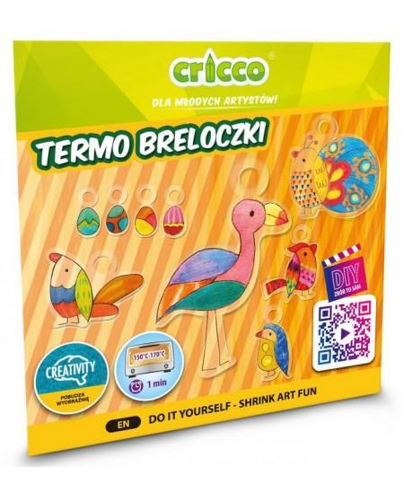 Kūrybinis rinkinys CRICCO, pasigamink raktų pakabuką