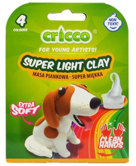 Mini modeliavimo rinkinys CRICCO, gyvūnėliai