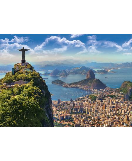 """TR 1000 det. dėlionė """"Rio de Žaneiras"""""""